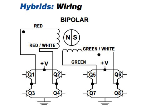 Bipolar Wiring Diagram