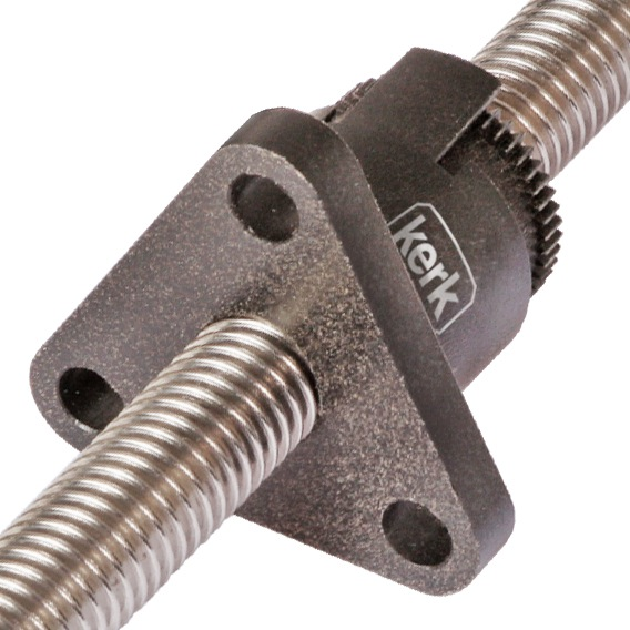 Kerk NTG Low Life Anti-Backlash Nut and Lead Screw