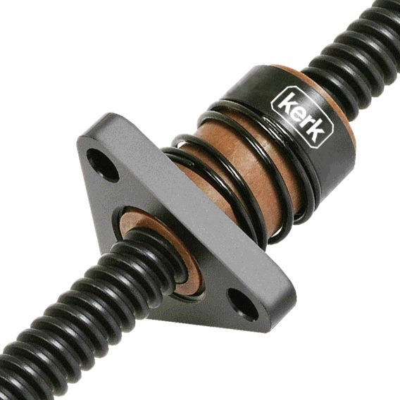Kerk WDG General Purpose Anti-Backlash Nut and Lead Screw