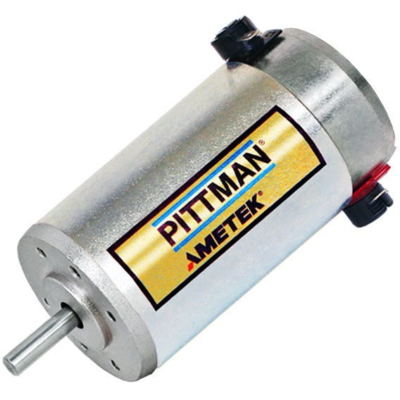 Pittman Brush Motor
