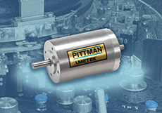 Pittman EC044A Series Slotted Brushless DC Motor