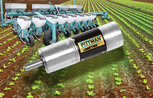 Pittman Solutions for Agriculture Equipment Applications