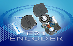 Pittman Compact E21 Encoders