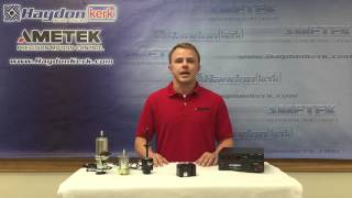 Haydon Kerk Brushless Idea Video