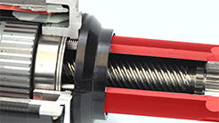Captive Linear Actuator
